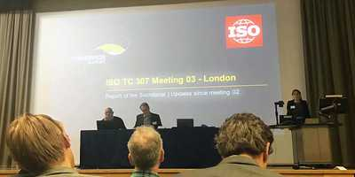 ISO Standards Blockchain Working Group TC307
